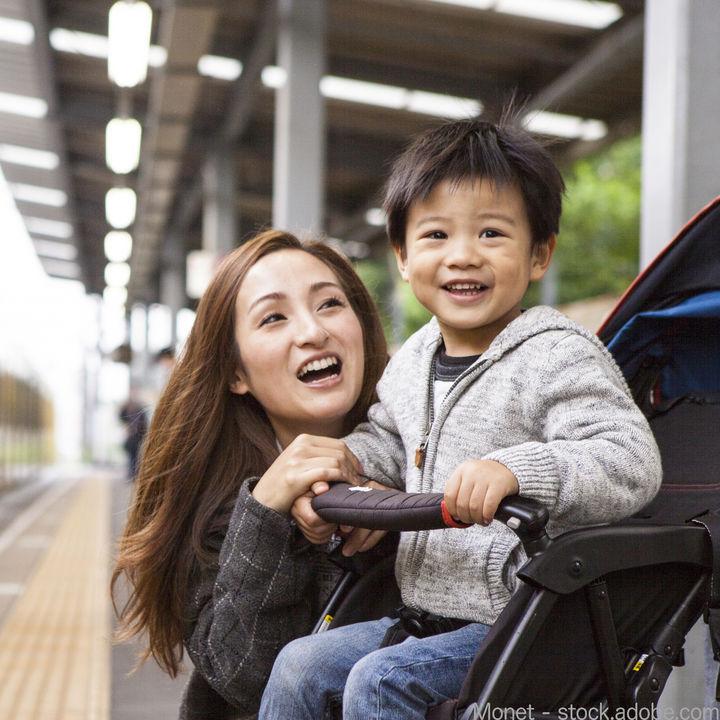 保育園への電車通園。乗車マナーやスムーズに通うためのコツ
