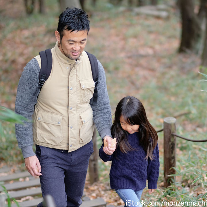 親子で登山を楽しむためのポイントや準備の仕方
