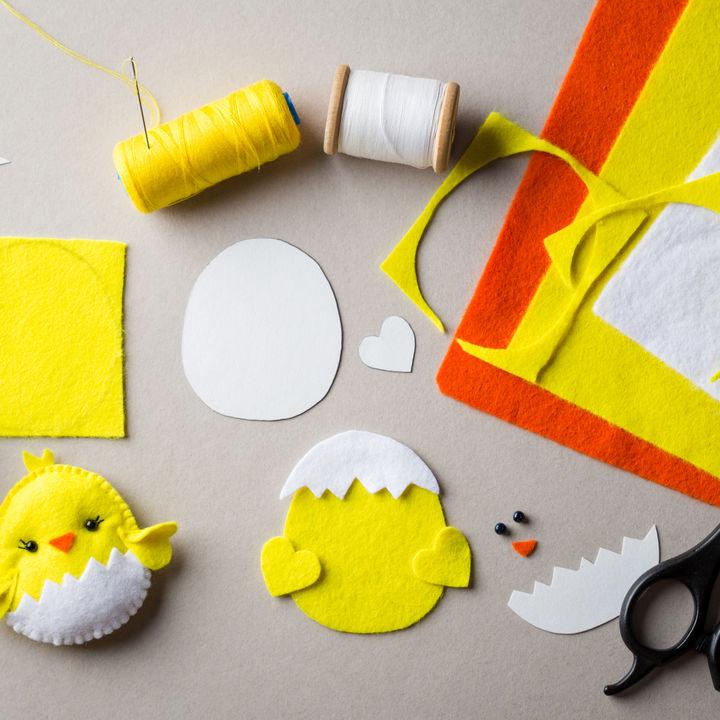 【年齢別】幼児向けの手作りおもちゃ。フェルトや布を使った作り方