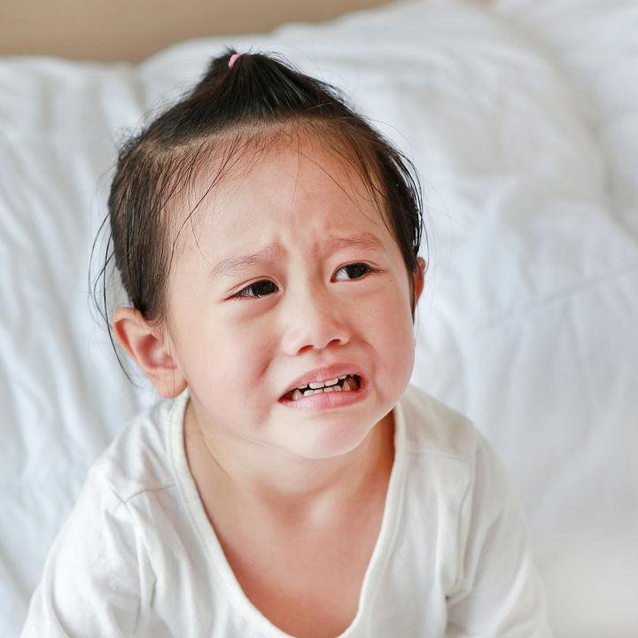 保育園に通いだして始まった夜泣き。いつまで続く?