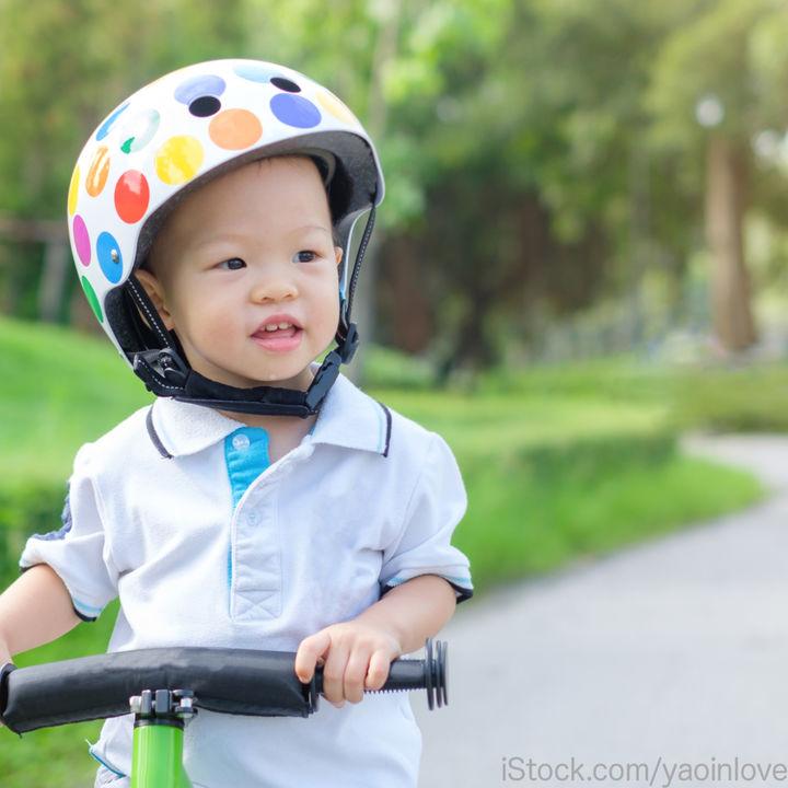 3歳の子どもの自転車選び。サイズなど選び方のポイントについて