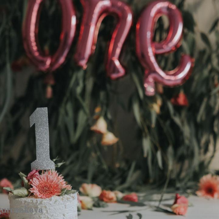 1歳のバースデーのお祝い。写真撮影のコツや贈りたいプレゼント
