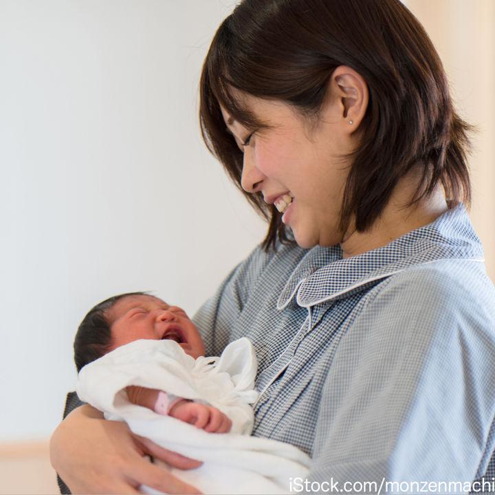 出産のときのヘアスタイル。美容院のタイミングや意識したこと