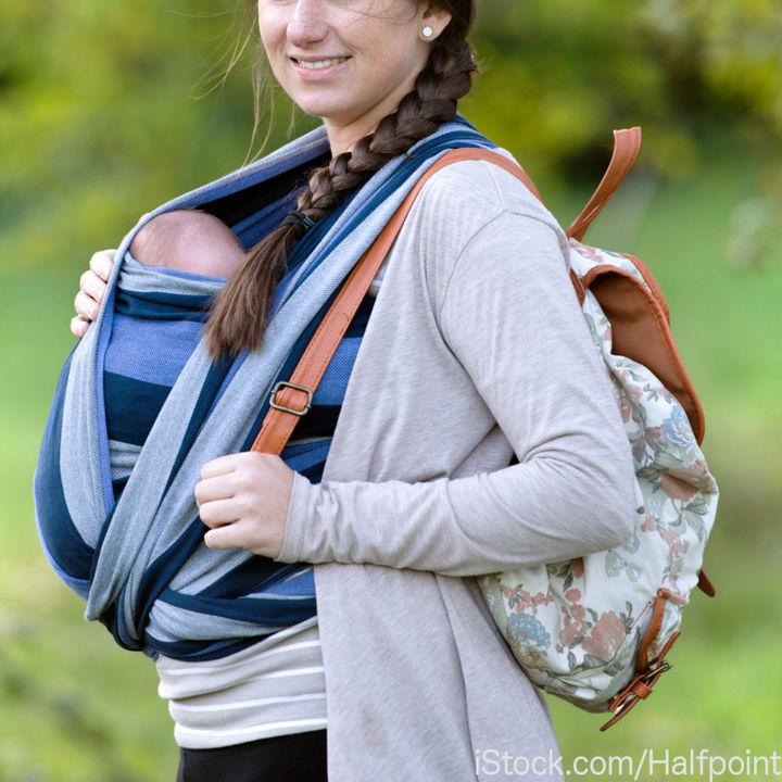 抱っこ紐を使うときのバッグについて。パパやママが意識したポイント