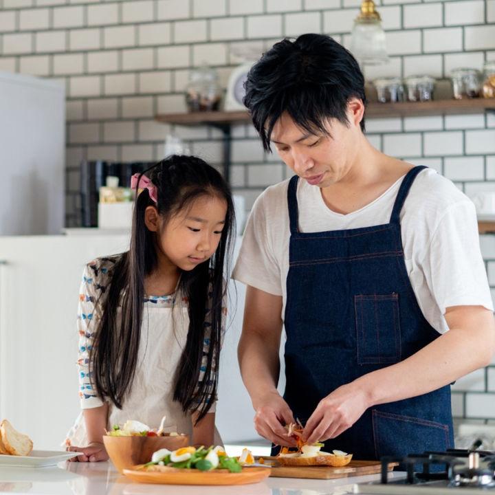 母の日に、パパと子どもで簡単に作る手作りレシピ