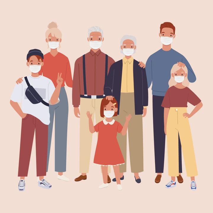 【新型コロナから家族を守る】私たちのとるべき基本の行動