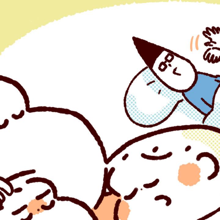 【ふたご育児】第127話 双子、朝の大移動③