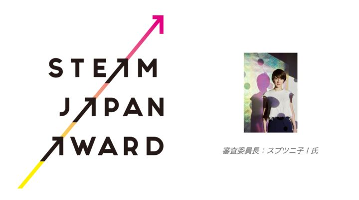 STEAM JAPAN AWARD 2020