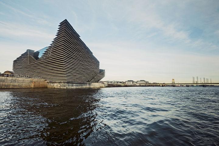 「V&A Dundee」 ⓒ Ross Fraser McLean