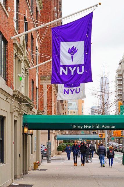iTEP採用校 New York University, NYU