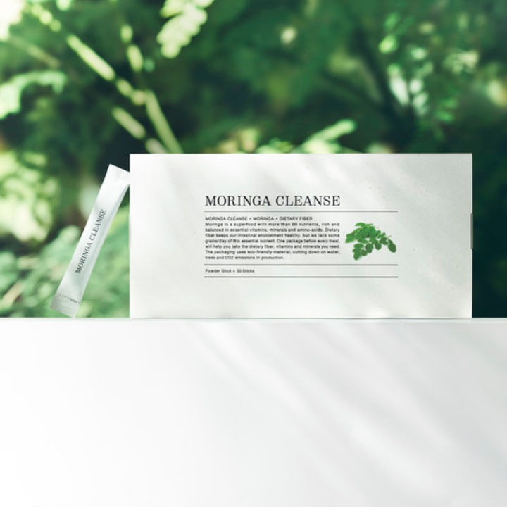 社会課題を解決するモリンガから生まれた「MORINGA CLEANSE」が発売中