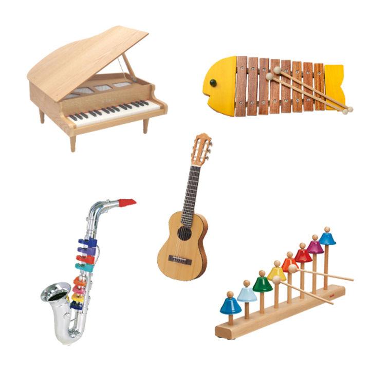 音に触れながら、音楽の感性を育む子ども向け楽器5選