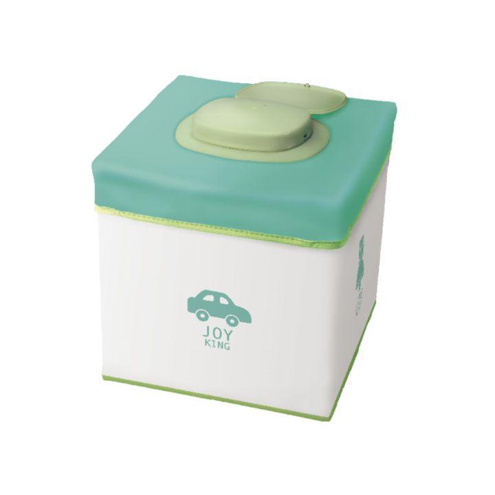 9月下旬発売!除菌ができるおもちゃ箱「除菌BOX JOYKING」