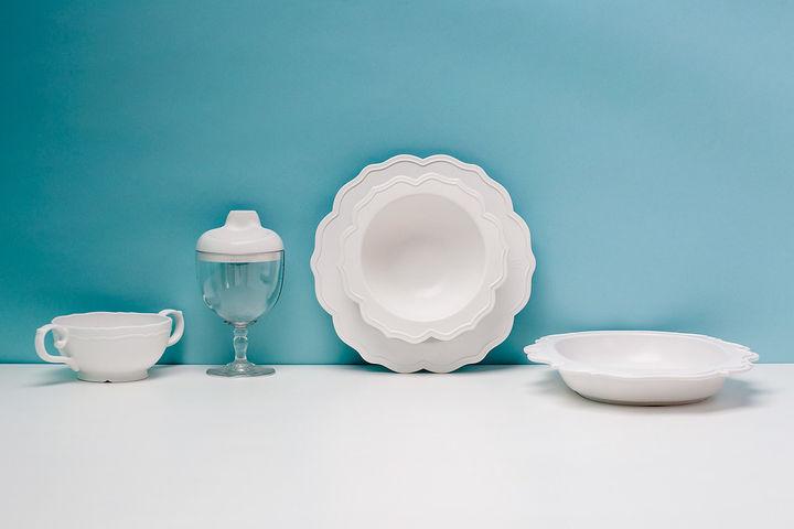 Reale レアーレシリーズ ・フルセット(5点セット)ホワイト、ほかブルー、ピンク含む3色展開 すべて13,090円(税込)対象年齢 0歳~成人