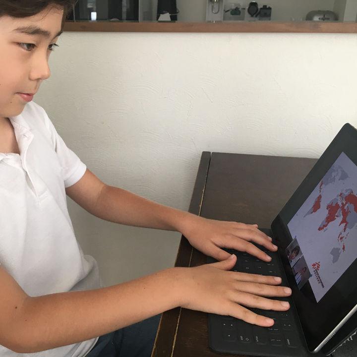 国境なき医師団が小学生向け教育プログラム「世界といのちの教室」を開始