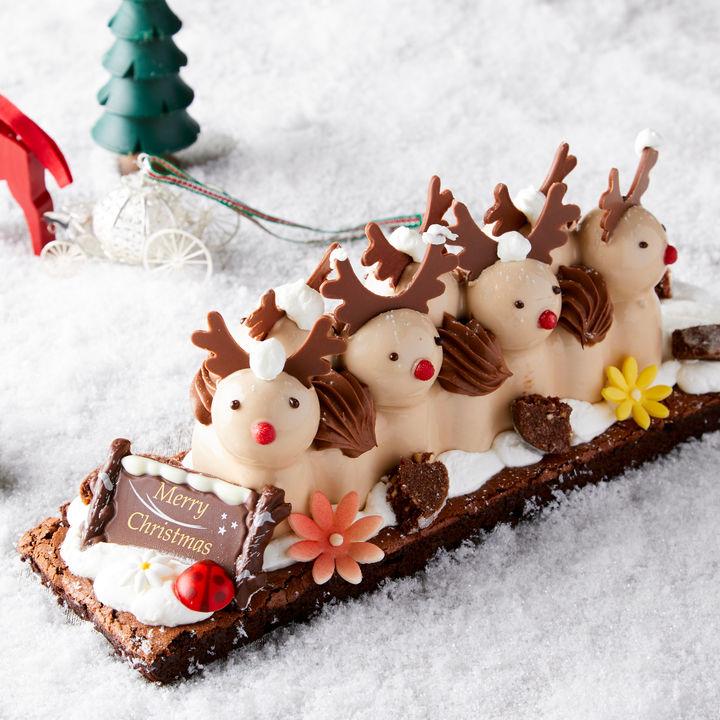 「ハイアット リージェンシー 東京」のクリスマスケーキが予約開始