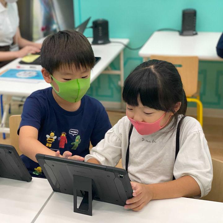 11/29(日)、Playgram™(プレイグラム)×やる気スイッチのプログラミング教室が三鷹に開校