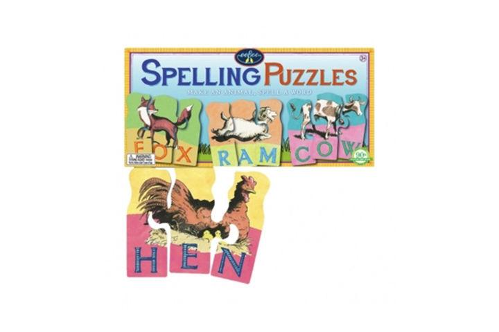 イーブー スペリングパズル 動物 2,640円(税込)対象年齢 3歳頃から