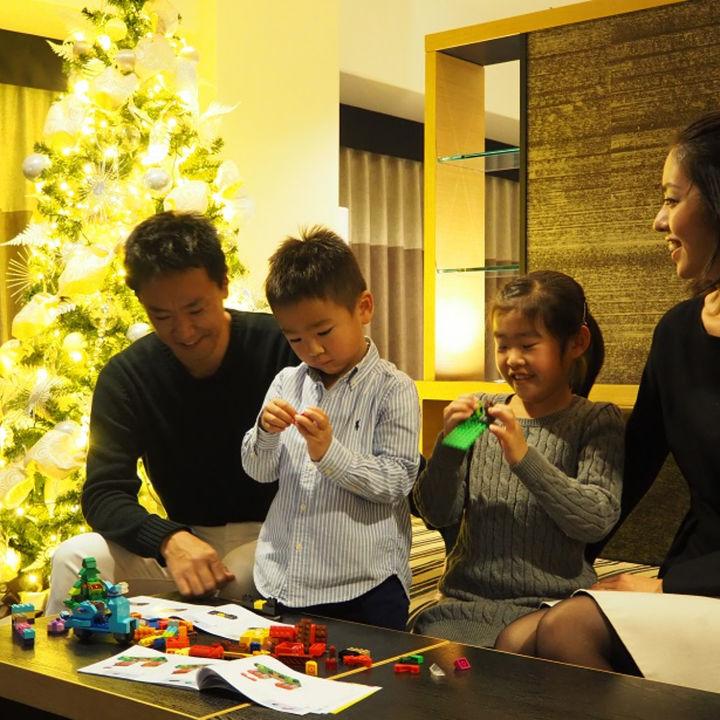 ホテルニューオータニが客室でレゴ®を楽しめるプランを販売中