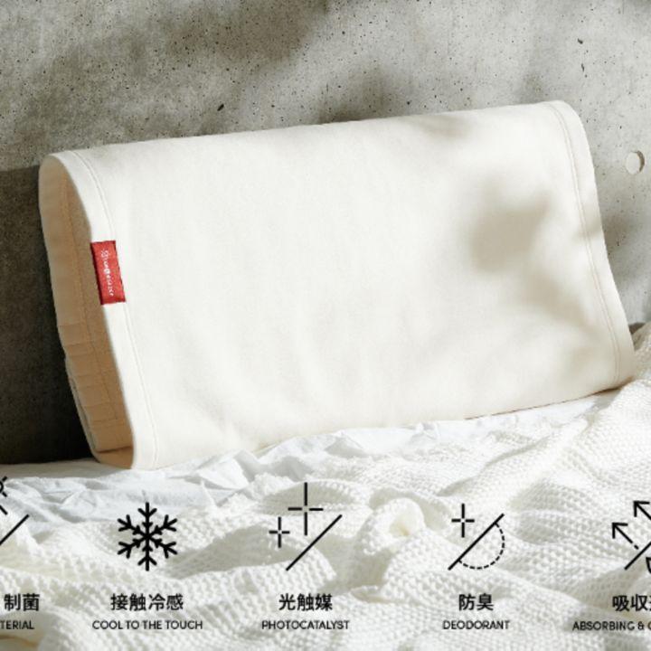 ブレインスリープからオーガニック素材かつ高機能なピローカバーが発売中