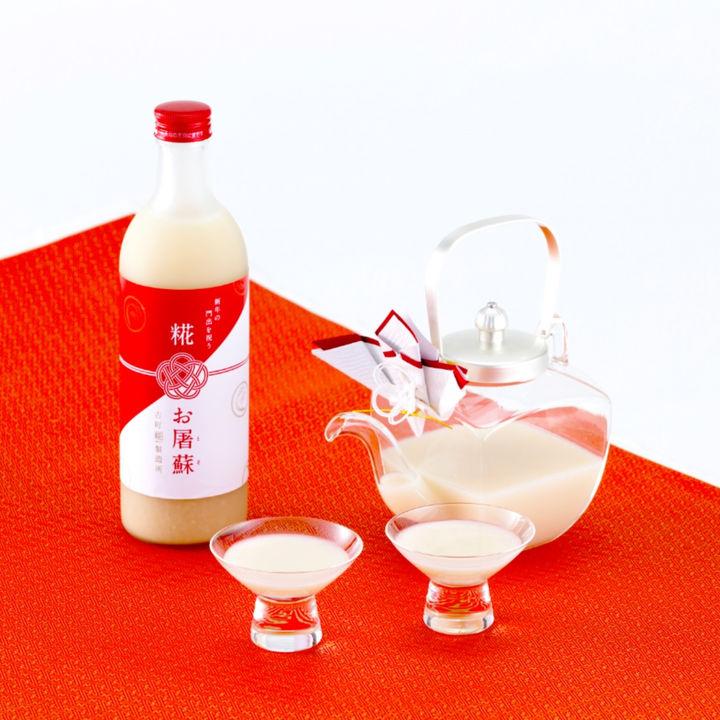 新潟市の糀甘酒専門店から年末年始限定の特別な甘酒が発売中