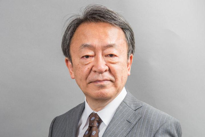 池上彰氏のプロフィール写真