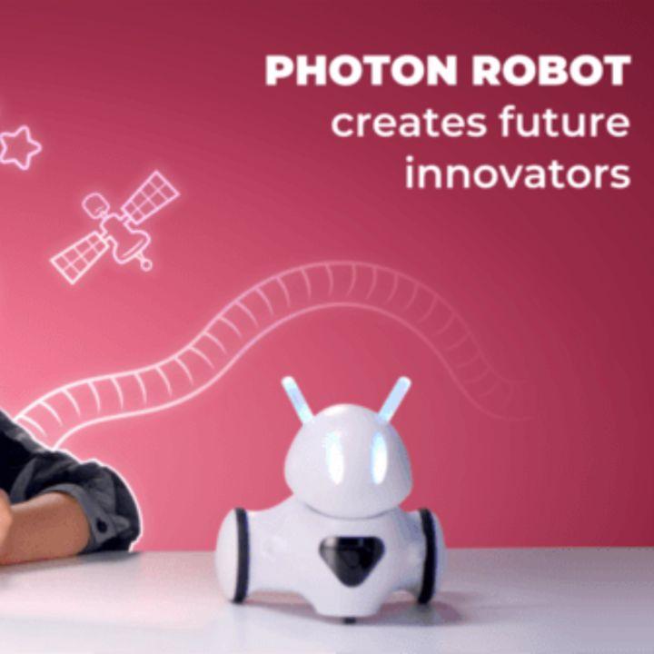 ポーランド発、子ども向けの本格派プログラミングロボットが発売中