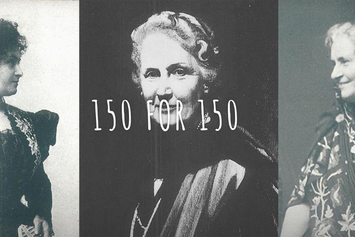 マリアモンテッソーリ博士の生誕150周年記念祝い(提供:マリアーニ・綿貫愛香さん)