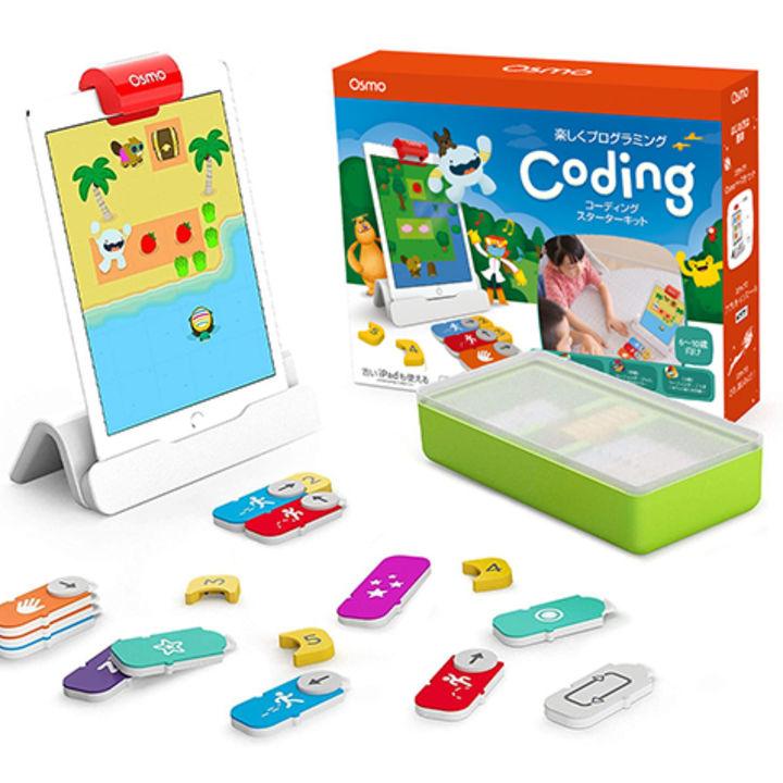 今の時代に必要なスキルが身につく知育玩具「Osmo」から2商品が日本上陸