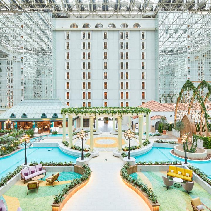 グランドニッコー東京ベイ 舞浜がアトリウムと上層階客室をリニューアル