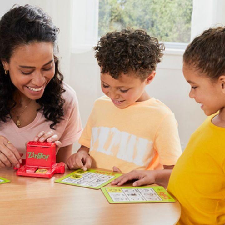 アメリカで大人気の早期英語学習ゲーム「ジンゴ・シリーズ」から待望の新商品が日本上陸