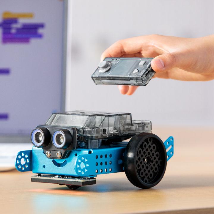 MakeblockからプログラミングとSTEAM教育のための入門ロボットが登場