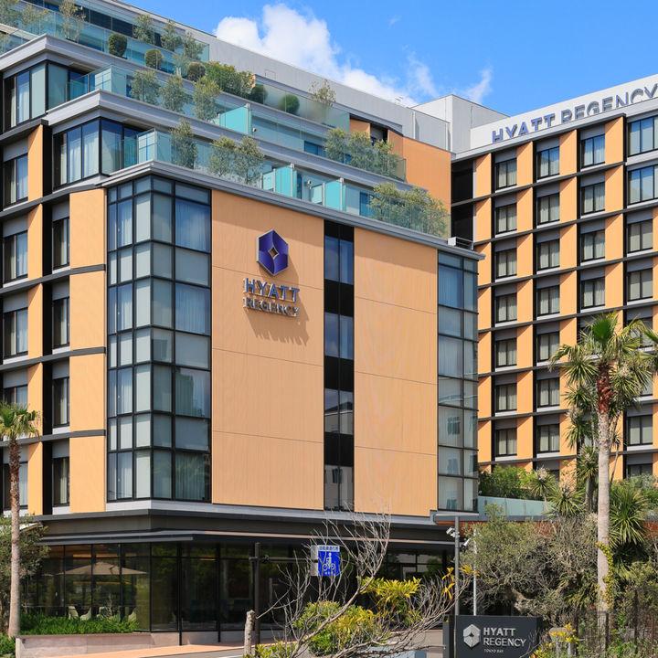 東京湾を望むベイエリアにハイアットのアーバンリゾートホテルが開業