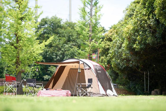 モリパークキャンプ