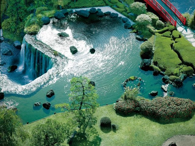 日本庭園見学ツアー
