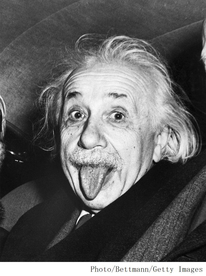 アルバート・アインシュタイン氏(1879年3月14日~1955年4月18日 享年76)