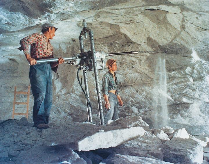 ポーランドのヴィエリチカ岩塩坑