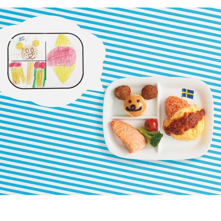 8月よりイケアレストランで提供のキッズミールがリニューアル