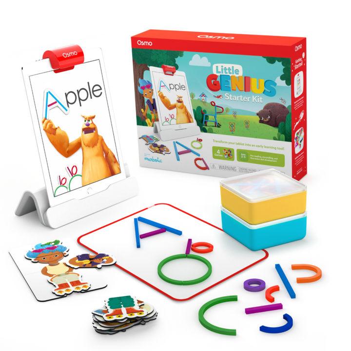 オズモからはじめてのデジタル学習に最適なキット2商品が発売中