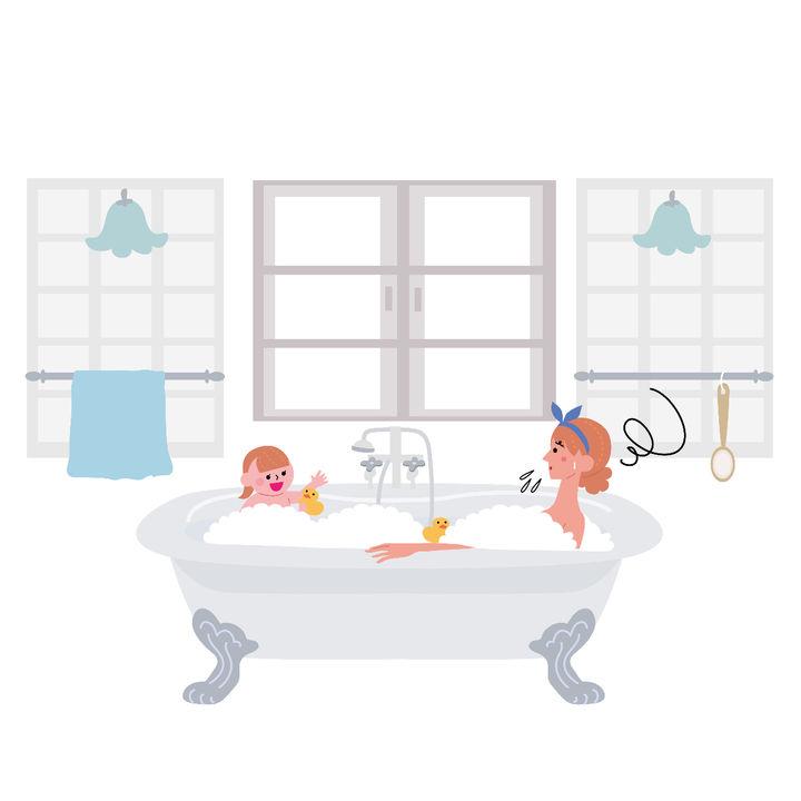 【大募集】子育て中のお風呂のお悩み教えてください!