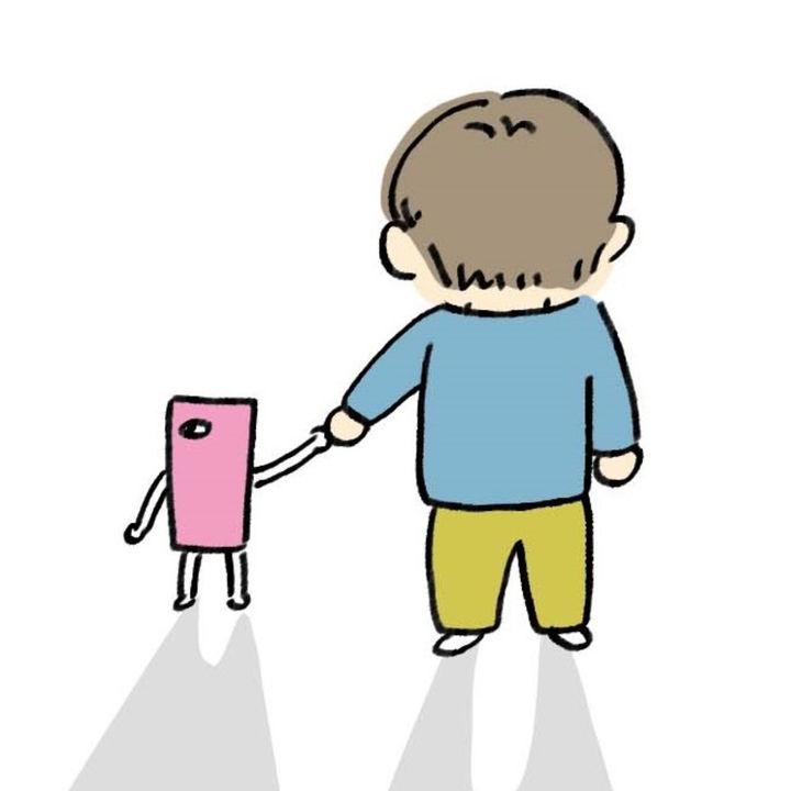 「スマホ育児は子どもの未来を明るくする!?」妻と夫が見ているコソダテ/妻編