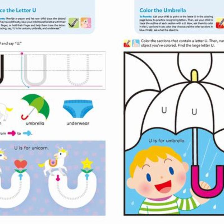 海外で大人気の『英語版・学研の幼児ワーク』が日本で正式販売