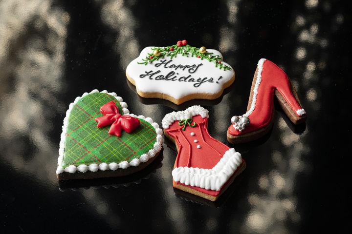 クリスマスアイシングクッキー 2,100円(税込)※イメージ画像