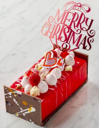 クリスマスログケーキ「ラファエット」 5,400円(税込)