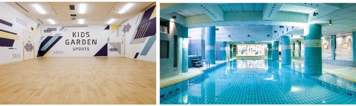 スポーツルーム・プール