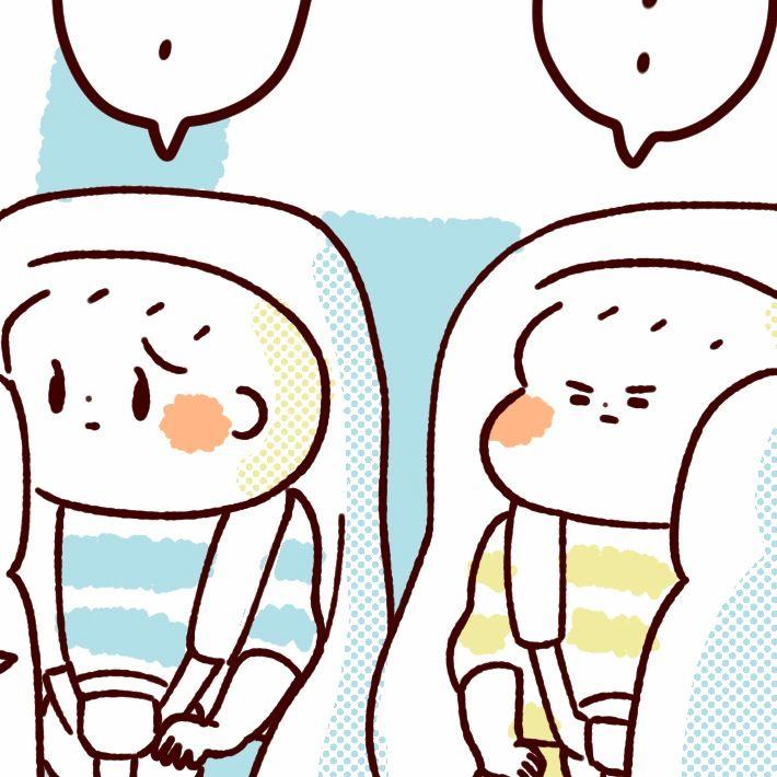 【ふたご育児】第53話 ふたごの口喧嘩①