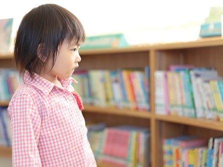 子ども 図書館