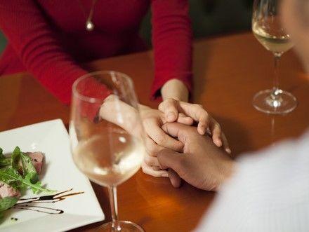 夫婦でお祝い