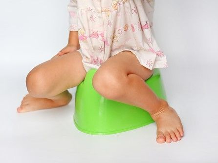 3歳トイレトレーニング