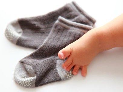 子どもの靴下